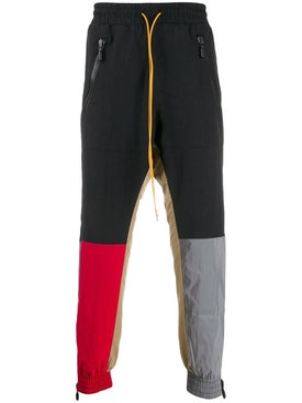 Rhude - Color-blocked Sweat Pants - Men