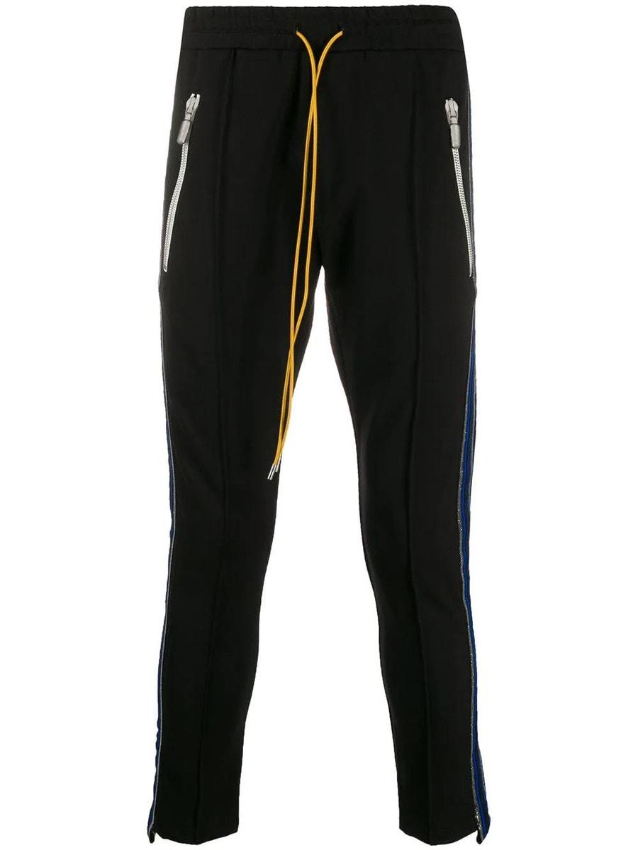 Rhude Pants Slim fit track pants