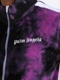 Palm Angels - Tie-dye Track Jacket Purple - Men