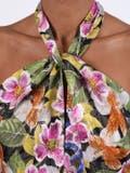 Borgo De Nor - Alyona Tropical Floral Print Dress - Women