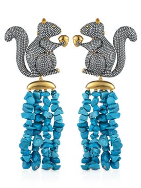 Begum Khan - Bubu Patmos Earrings - Women