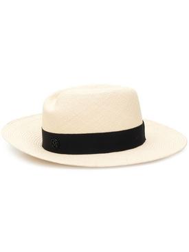 Straw virgine hat