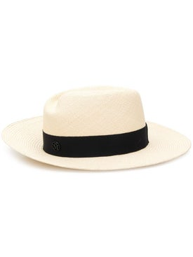 Maison Michel - Straw Virgine Hat - Straw