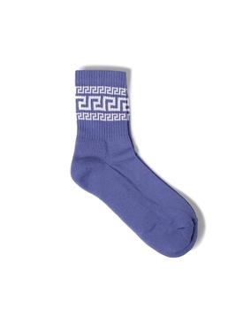 GRECA SOCKS BLUE