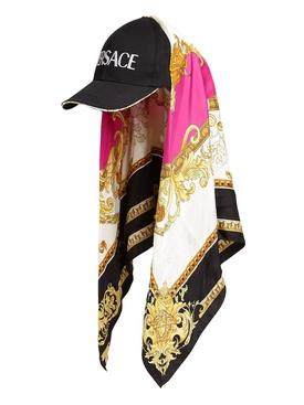 FOULARD CAP Black