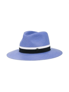Blue Henrietta Hat