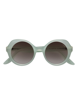 MINT GREEN Carlotta petit sunglasses