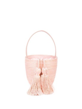 Cesta Collective - Party Pail Bucket Bag Pink - Handbags