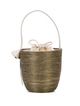 Cesta Collective - Woven Bucket Bag - Handbags