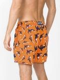 Vilebrequin - Mistral Dolphin Print Swim Shorts - Men
