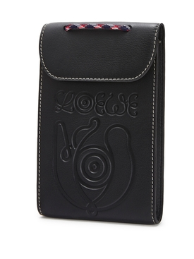 ELN Neck Pocket Pouch Black