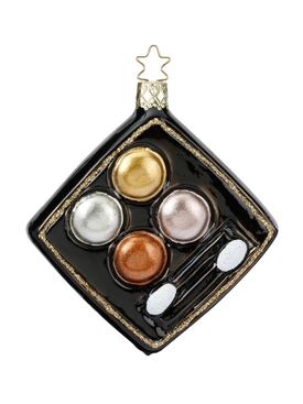 Perfect Eyes Makeup Ornament