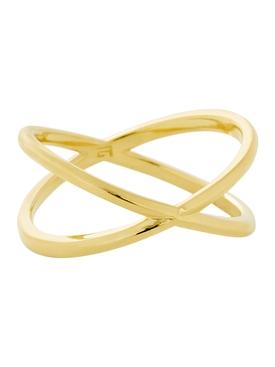 Beveled Shorty Ring