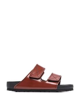 X Proenza Schoulder Arizona EXQ Sandal Luggage Brown