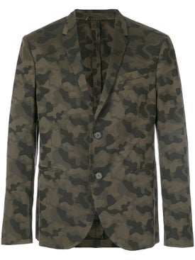 Neil Barrett - Camouflage Blazer - Men