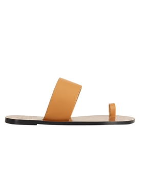 Astrid Terra Toe-Strap Sandal