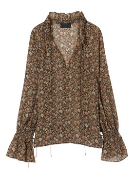 Floral Royan Blouse