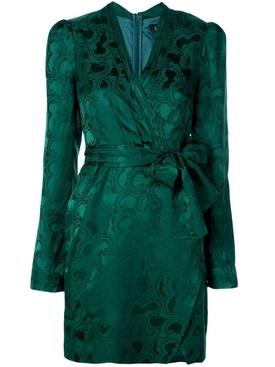 Bibi wrap dress