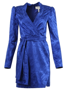 Deep Cobalt Bibi dress
