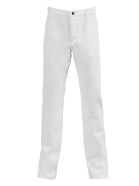 White Irwin Denim Jeans