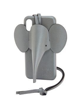 Grey Elephant iPhone X Xs Case