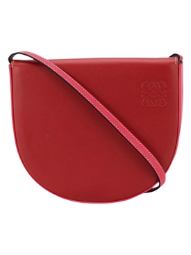 Heel cross-body bag POMODO/RED