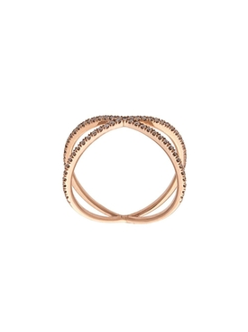 Fine Shorty ring Rose Gold