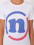 No/one - Logo Crew Neck T-shirt - Women