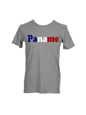No/one - 'paname' Crew Neck T-shirt - Women