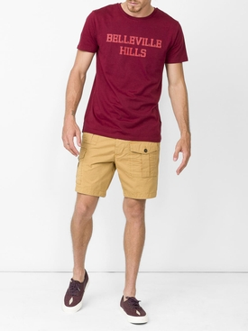 'Belleville Hills' crew neck t-shirt
