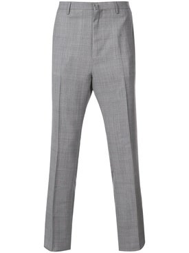 Lanvin - Checkered Trousers - Men