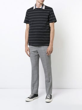 Lanvin - Checkered Trousers - Pants