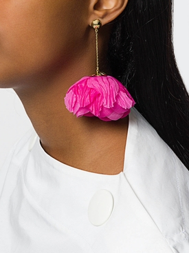 Pistil Pivoine earrings