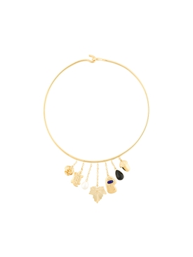barbizon multi necklace