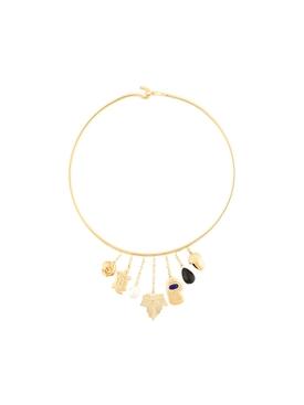 barbizon multi necklace