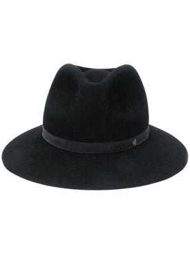 Maison Michel - Rico Hat With Pearls - Fedora