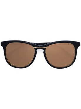 Linda Farrow - Wilmott Wire Detail Sunglasses - Men