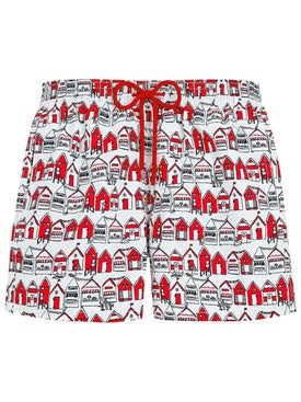 Vilebrequin - Moorea Printed Swim Shorts - Men
