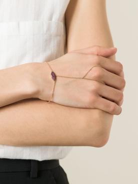 Kiss My Hand Bracelet
