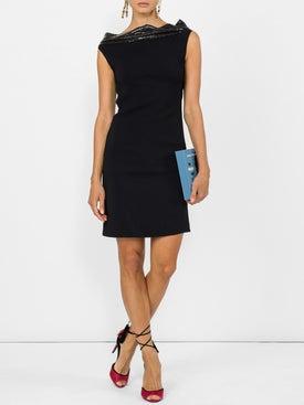 Paco Rabanne - Sequin Detail Shift Dress - Women