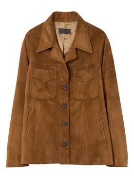 Brown Dominic Jacket