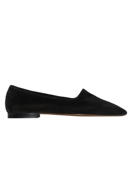 Andrano Suede Loafer Black