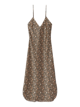 Floral Camisole Midi Dress