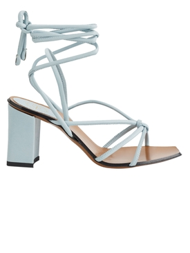 Andria Light Blue Sandals