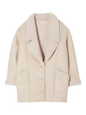 Noelle Shearling Coat