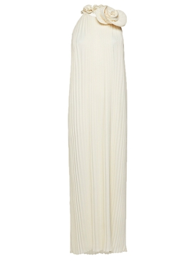Ivory column gown