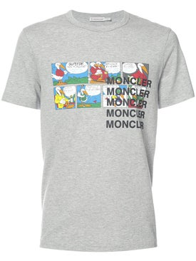 Moncler - Cartoon Printed T-shirt - Men