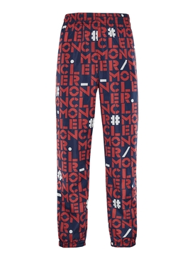 Moncler 1952 Printed Sport Pants