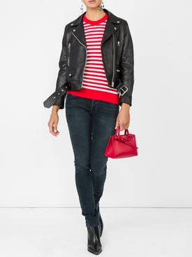 Re/done - Classic Fitted Jeans - Women