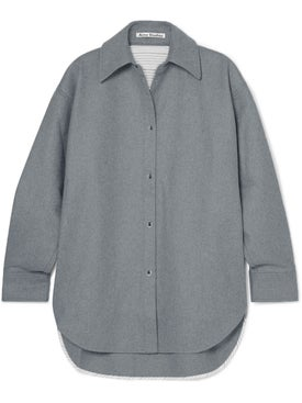 Acne Studios - Sarwin Flannel Overshirt - Women